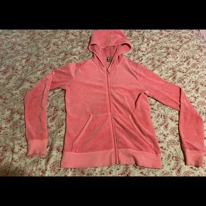 GORGEOUS!!! Y2K Pink Juicy Couture Track Jacket